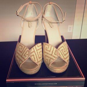 Seychelles Free to roam open toe shoes